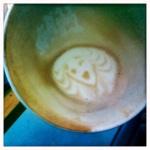 Mit Liebe weggeschlürft: Nackade - Cappuccino